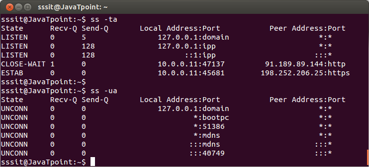 10 Network Diagnostic Command-Line Utilities Every Network