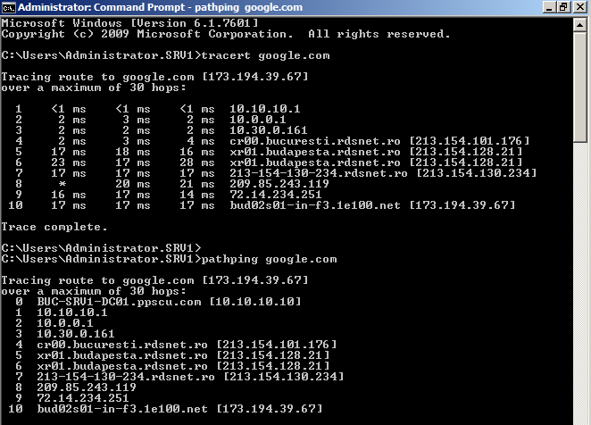 10 Network Diagnostic Command-Line Utilities Every Network Tech