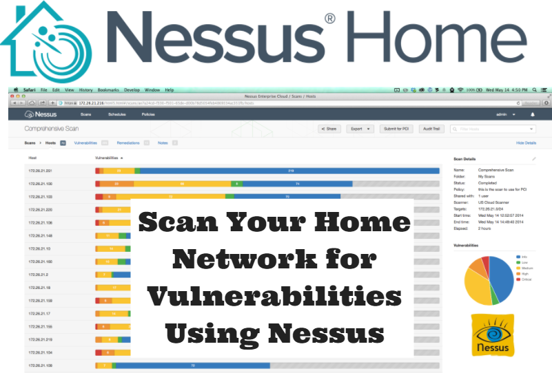 Scan Your Home Network for Vulnerabilities Using Nessus – The