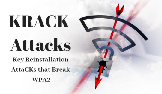 KRACK Attack Featured Image