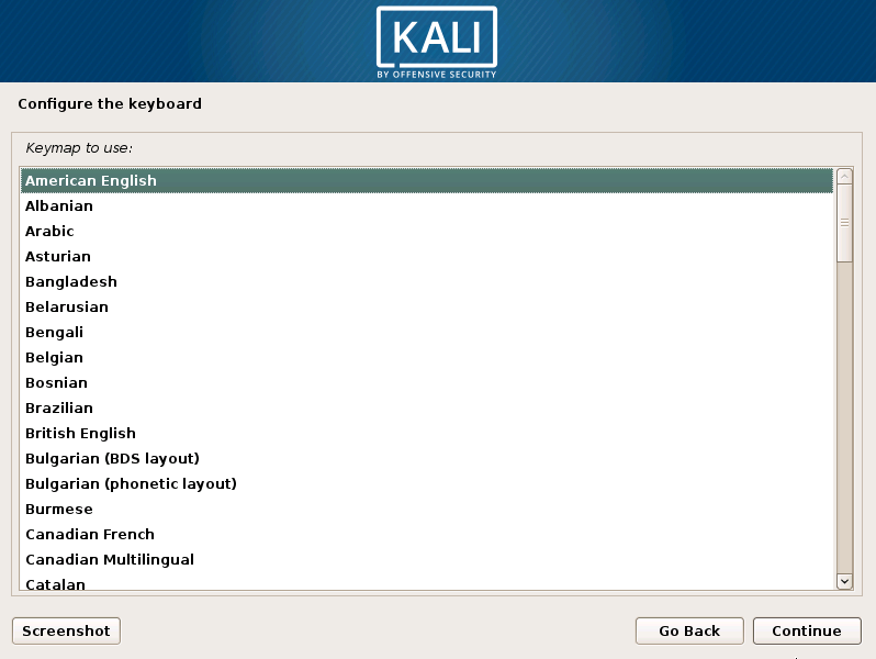 Installing Kali Linux in VMware Workstation Player (VMware