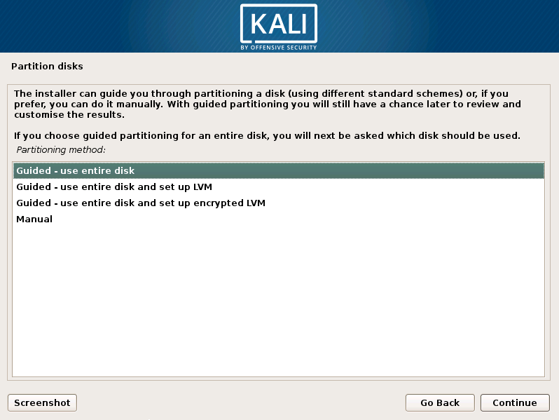 Installing Kali Linux in VMware Workstation Player (VMware Tools